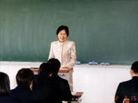 後藤さんの授業の様子