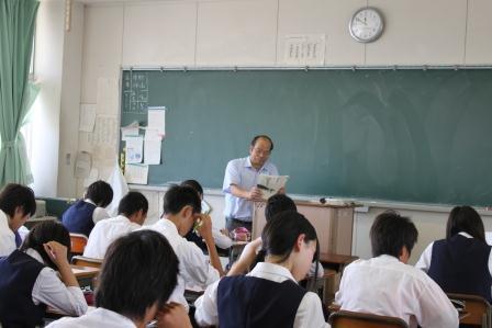 藤村先生の国語